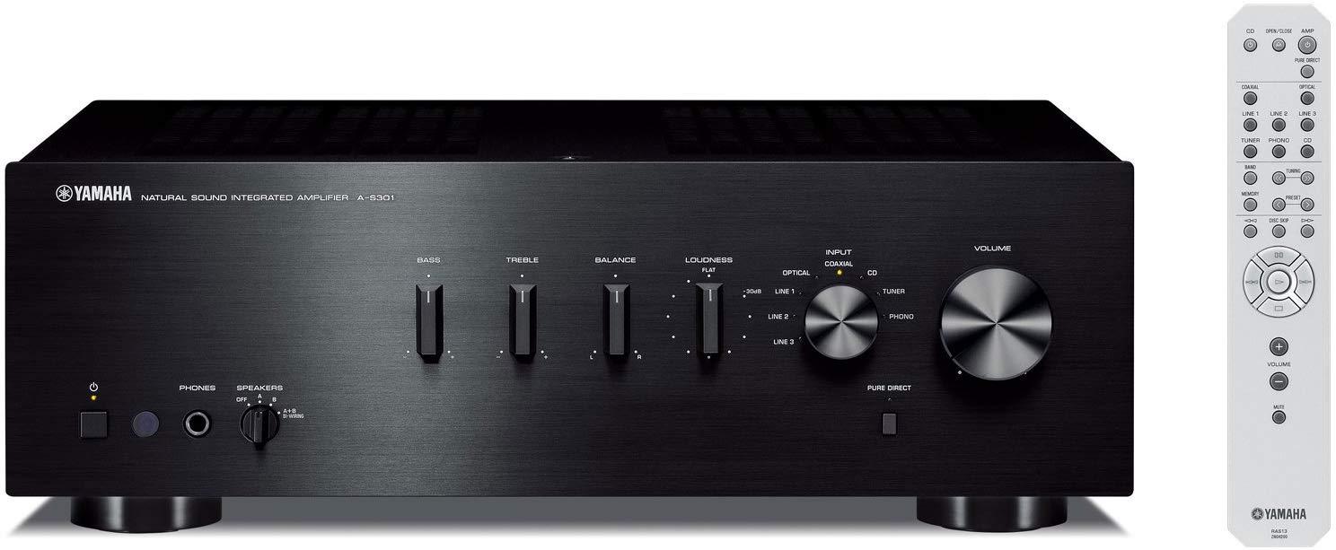 Yamaha A-S301 Amplificatore