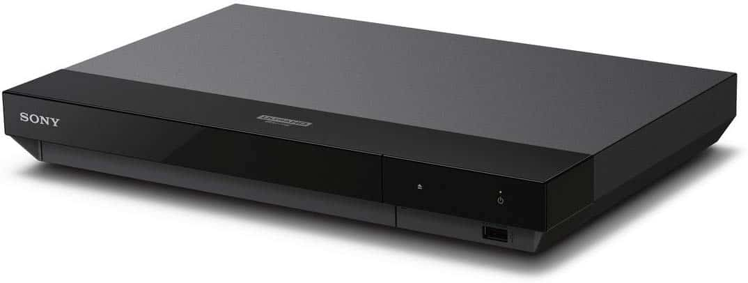 Sony UBP-X700 Lettore Blu-Ray 4K HDR