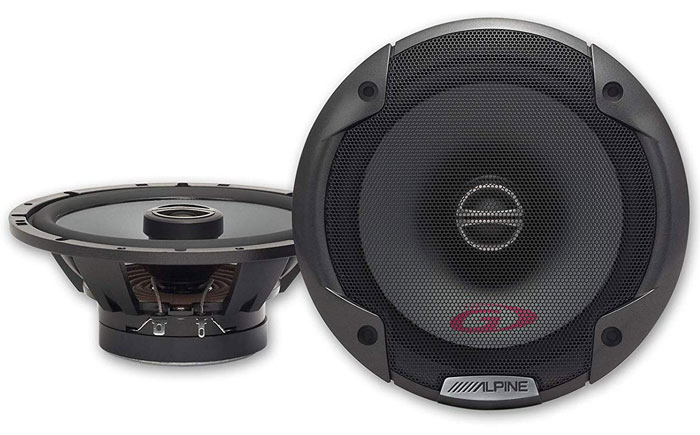Alpine Electronics SPG-17C2