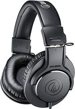 Audio Technica Pro ATH-M20X