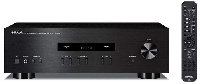 Yamaha A-S201 Amplificatore Integrato stereo