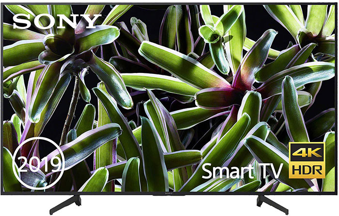 Sony TV serie XG7096