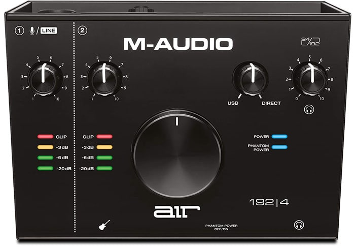 M-Audio AIR 1924