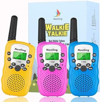 Nestling 3pz Walkie Talkie