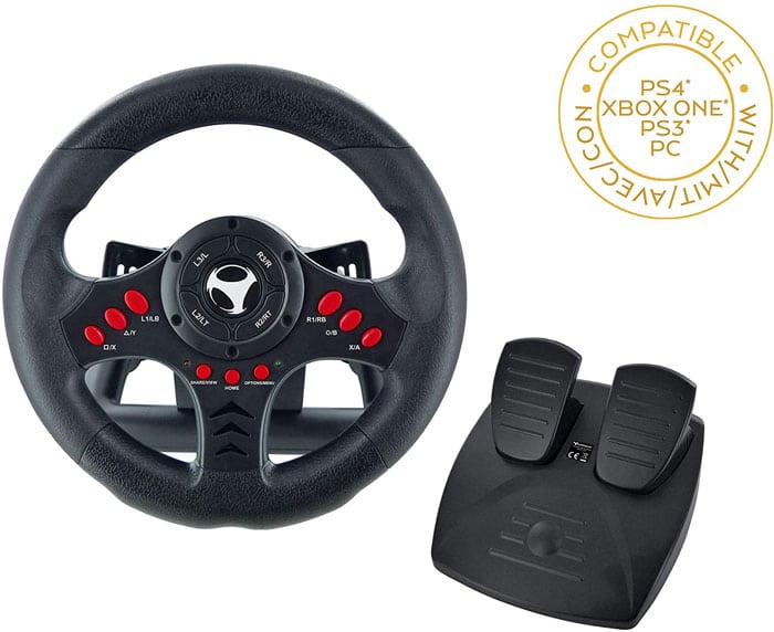 Subsonic Racing Wheel Universal