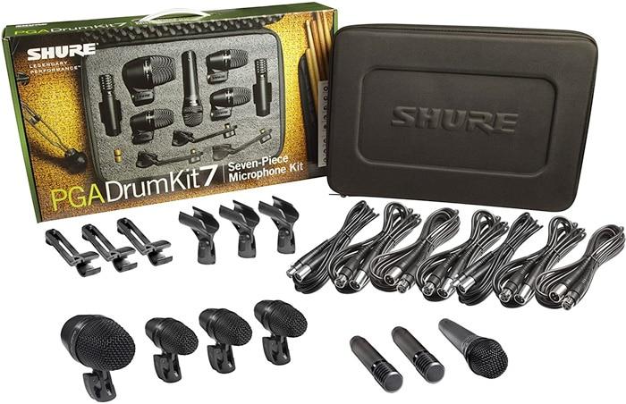 Shure Pg Alta Drum Kit 7