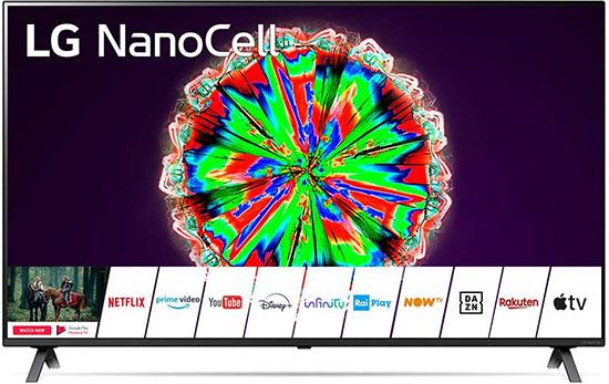 LG NanoCell TV Nano806