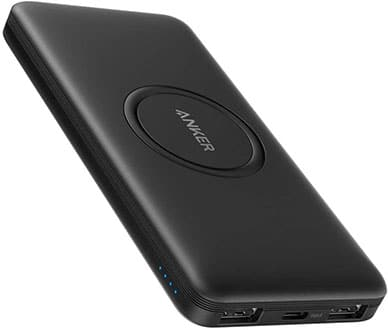 Anker Power bank Wireless PowerCore da 10.000 mAh