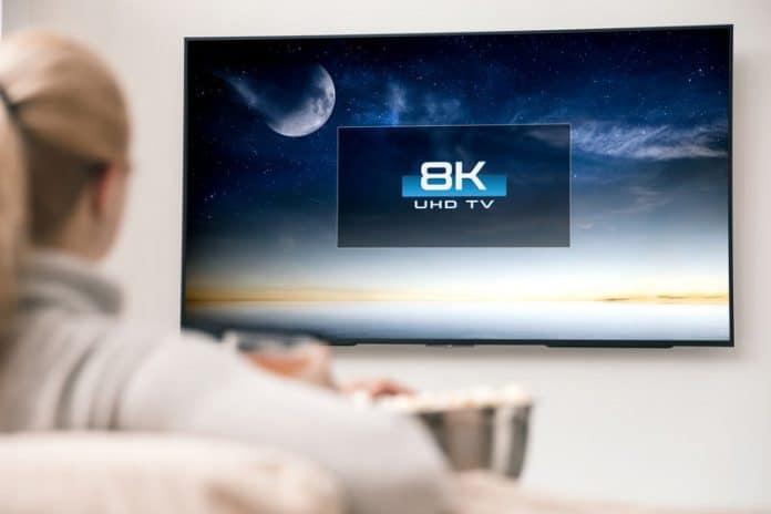 miglior tv 8k