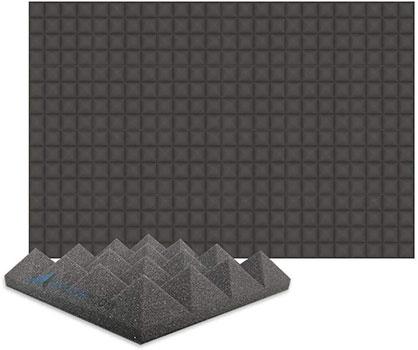 Arrowzoom 24 Pannelli Fonoassorbenti Piramidali