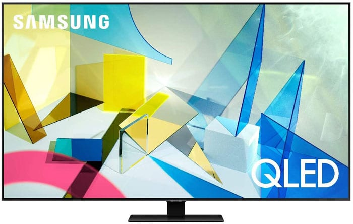 Samsung Q80T QLED Smart 4K TV