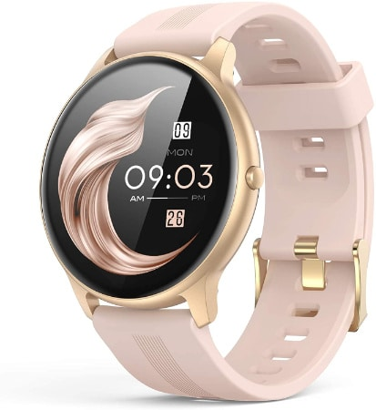 AGPTEK Smartwatch Donna