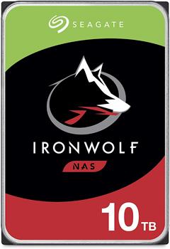 Seagate IronWolf 10 TB