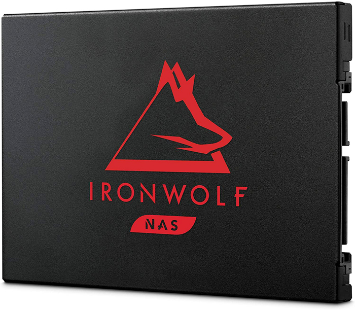 Seagate IronWolf 125 SSD 2 TB