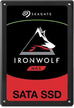 Seagate IronWolf NAS SATA SSD 480GB