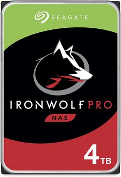 Seagate IronWolf Pro 4 TB