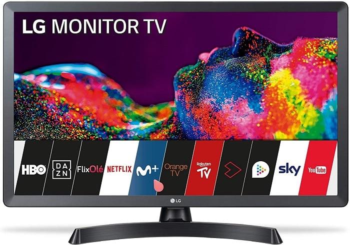 """Smart TV LG 24TN510SPZ 24"""""""