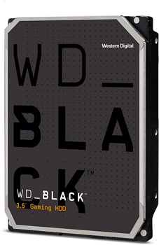 WD Black Performance Desktop Hard Disk Drive 2 TB