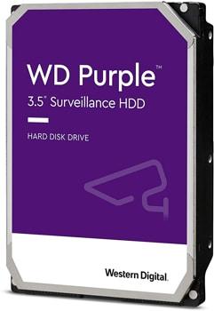 """Western Digital WD Purple 3.5"""" Surveillance HDD 6TB"""