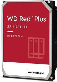 """Western Digital WD Red PLUS 3.5"""" NAS HDD 8 TB"""