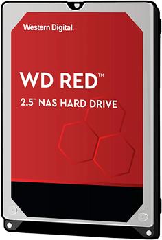 "Western Digital WD Red Plus 3.5"" NAS Hard Drive 1 TB"