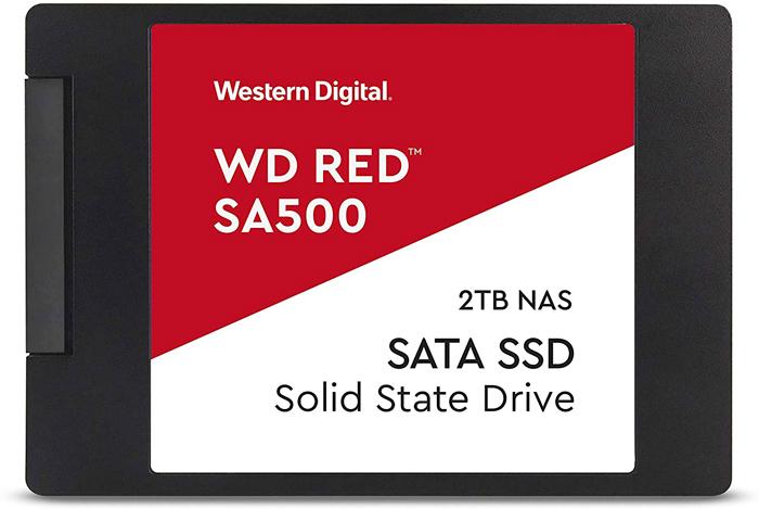 Western Digital WD Red SA500 2 TB