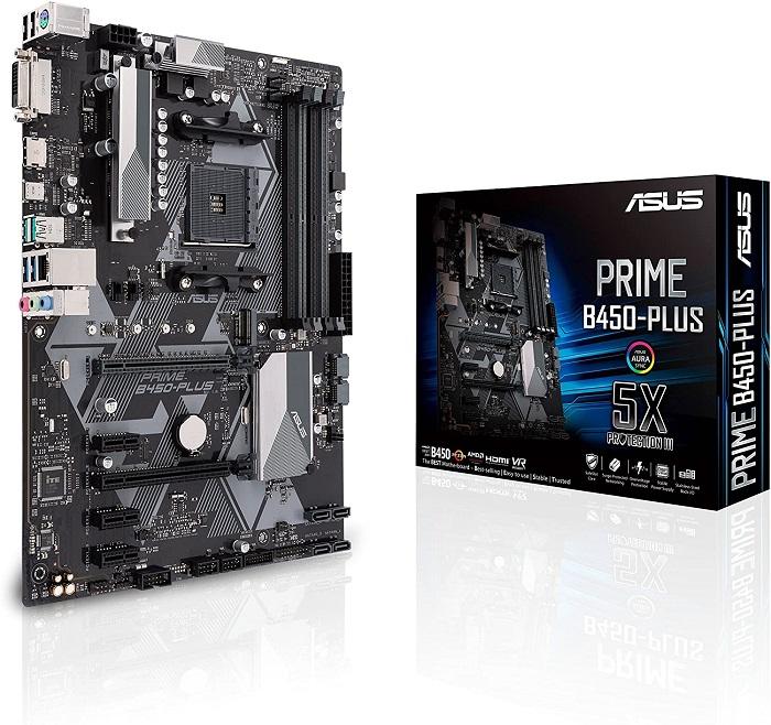 Asus B450-PLUS Prime