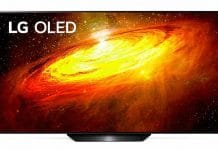 LG TV OLED BX da 65 pollici in offerta su Amazon
