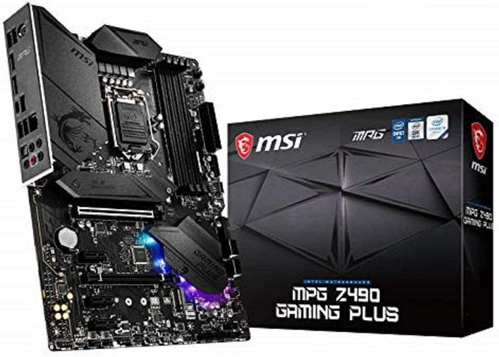 MSI MPG Z490 Gaming PlusS