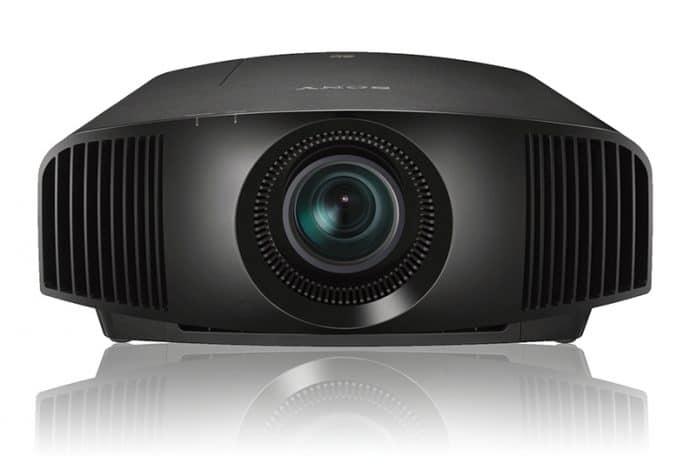 Nuovo proiettore 4k Sony in arrivo