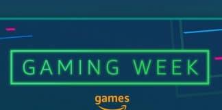 Amazon gaming week 2021