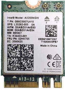 Intel AX200NGW