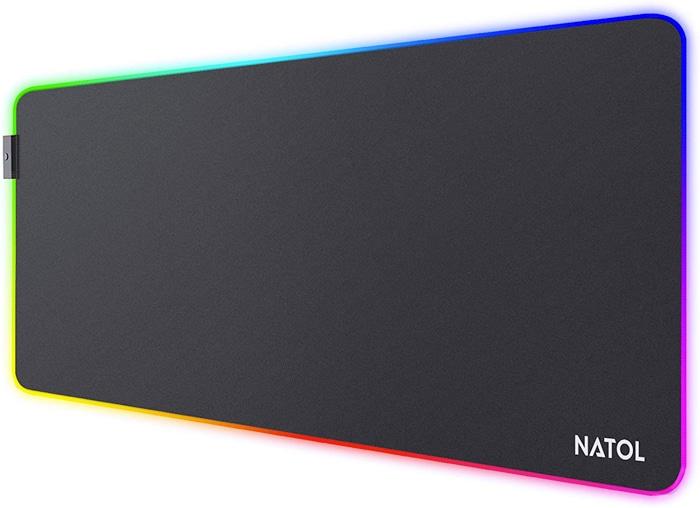 NATOL Tappetino Mouse RGB