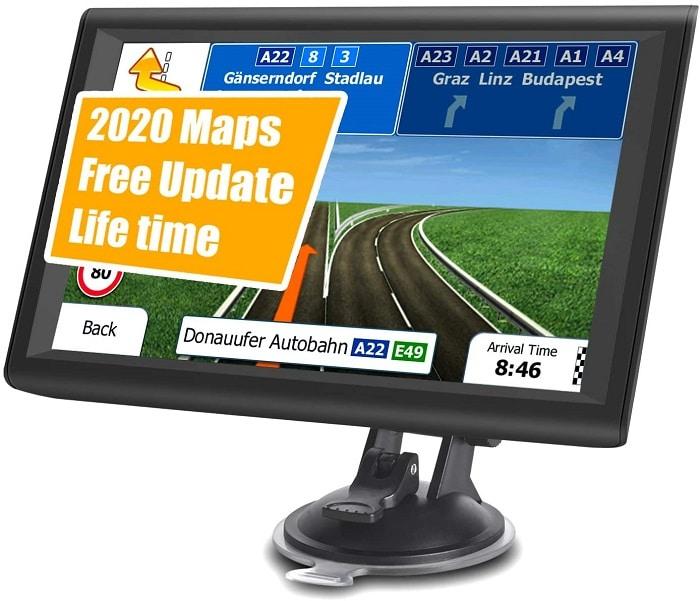 NAVRUF GPS per Camion