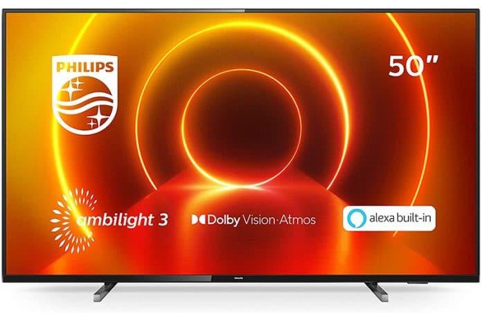 Offerte Philips su TV e cuffie da non perdere questa settimana su Amazon