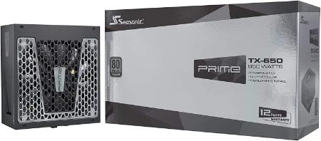 Seasonic PRIME TX 650