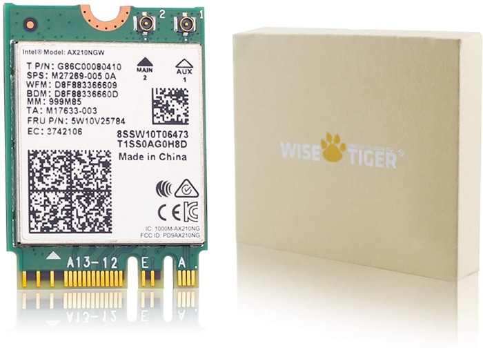 Wise Tiger AX210NGW