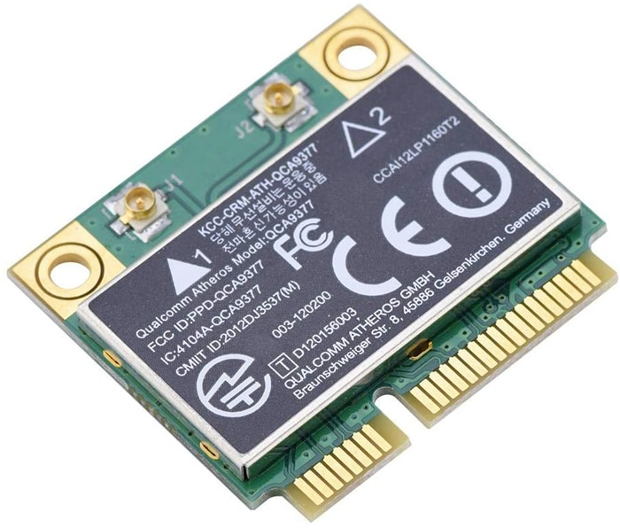 Zerone Scheda WiFi PCI Dual Band