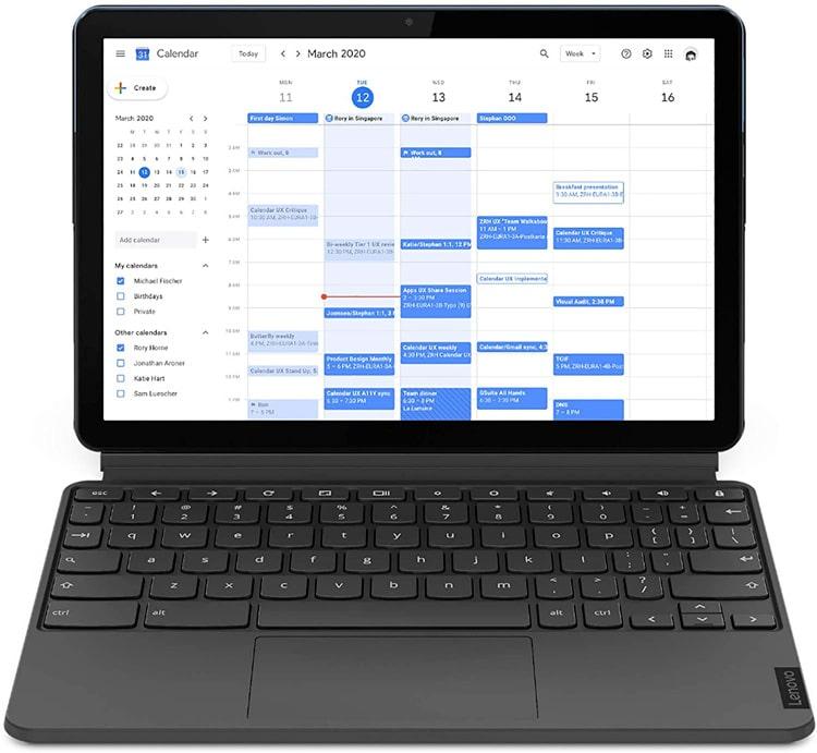Lenovo Chromebook Duet 2-in-1