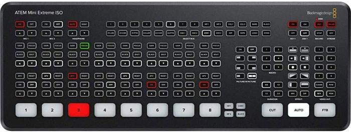 Blackmagic Design ATEM Mini Extreme ISO