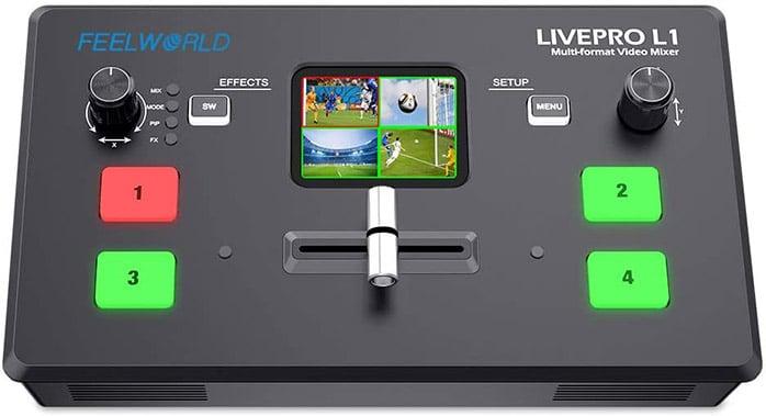 FeelWorld LIVEPRO L1 V1