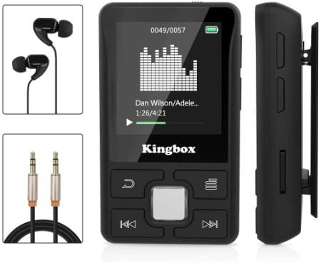 Kingbox Lettore MP3 Bluetooth