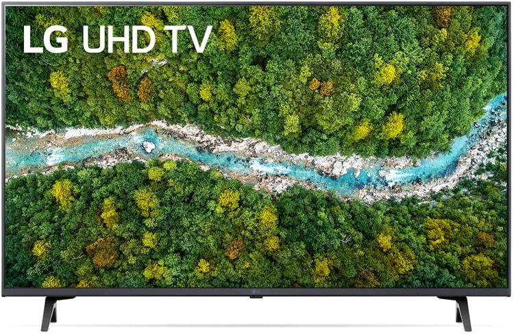 LG Smart TV LED 4K 43UP77006LB