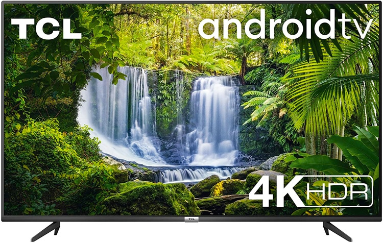 TCL 4K HDR 43P615