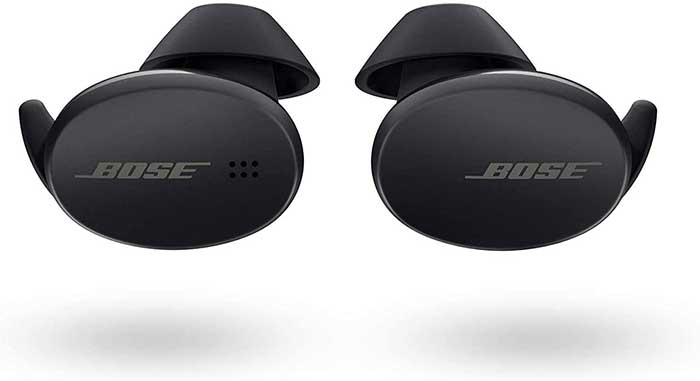 bose sport earbuds touchpad