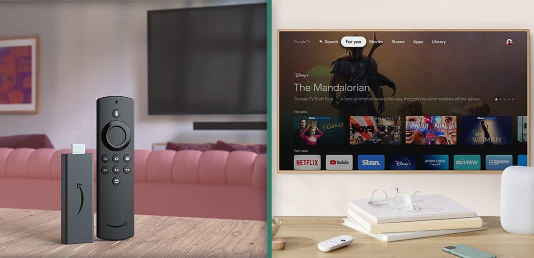 fire tv stick vs chromecast