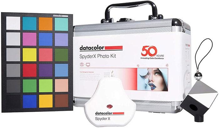 SpyderX Photo Kit
