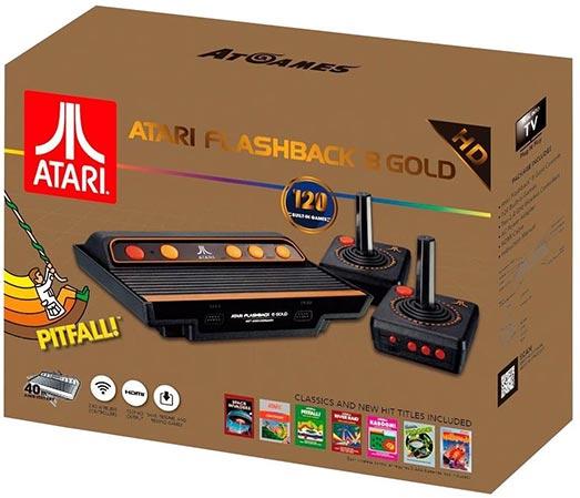 Atari Flashback 8 Gold HD