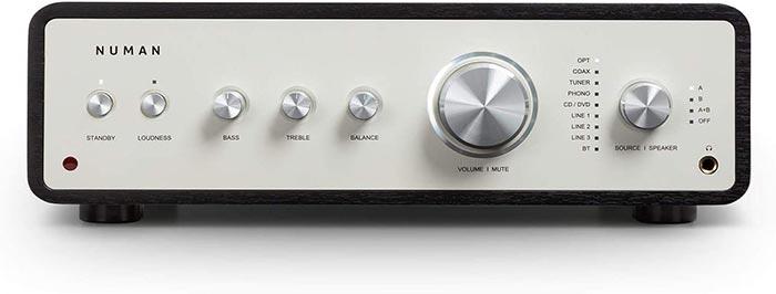 NUMAN Drive Digital Stereo Amplifier